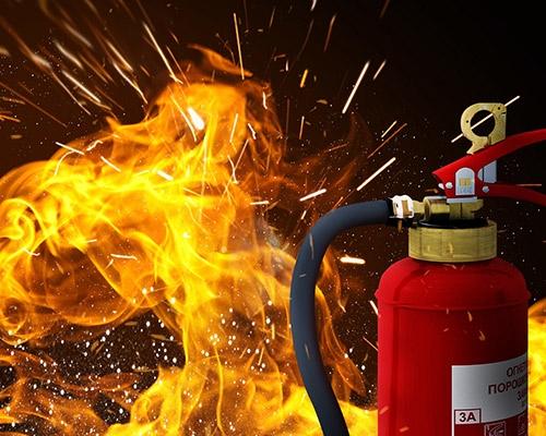 消防公司告诉你灭火器的安全事项