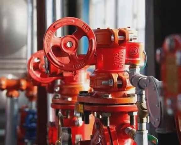 消防工程中管道安装的要求